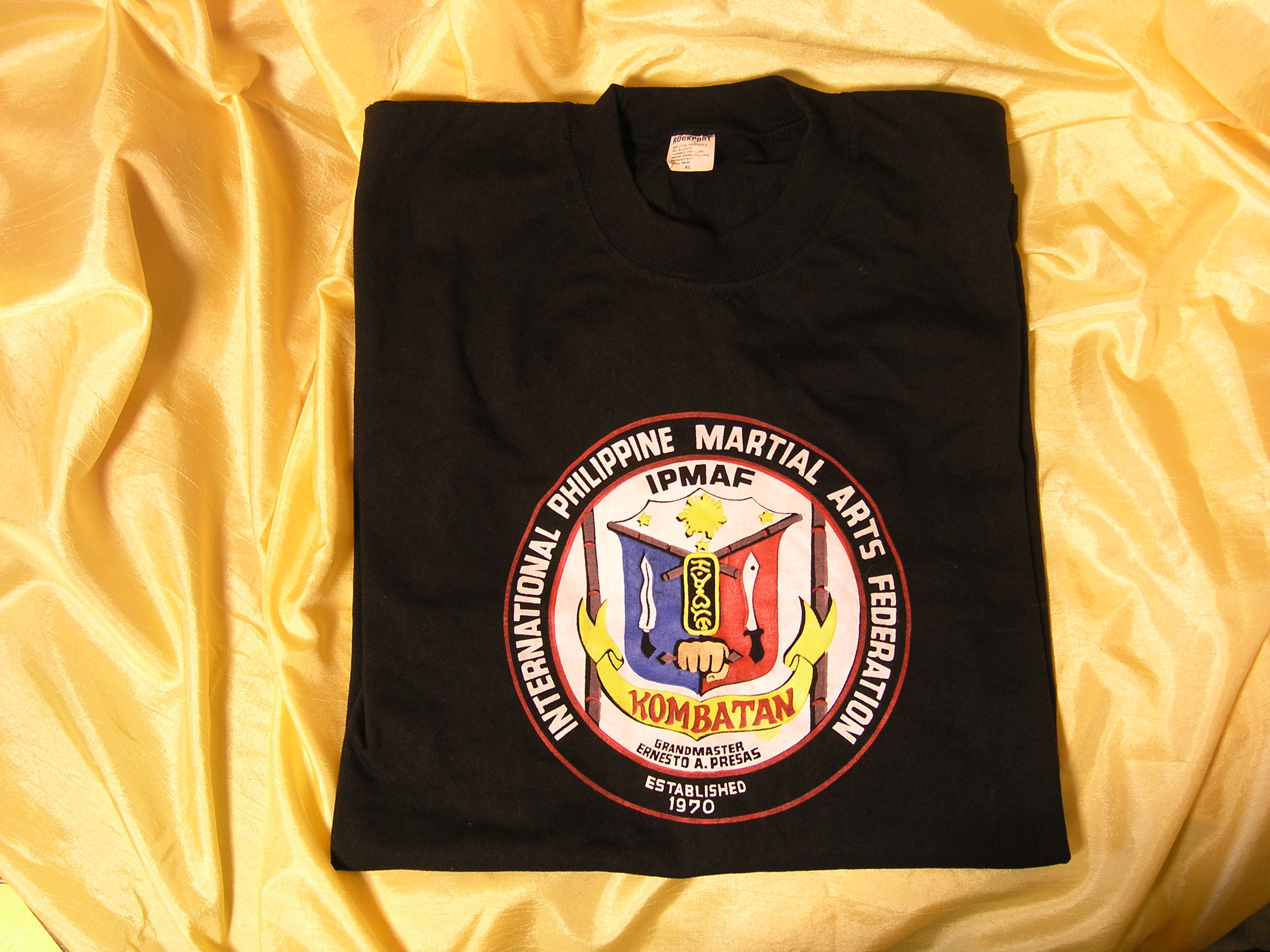 IPMAF Official T-shirt